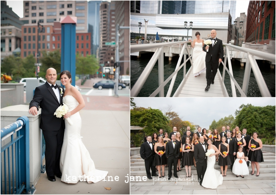 Here Is A Sneak Peek Of Stacy Mikes Over The Top Fun Wedding At New England Aquarium So
